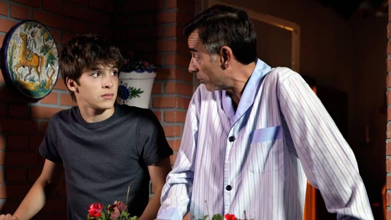 Antonio y Carlos se ponen melancólicos hablando sobre el paso del tiempo