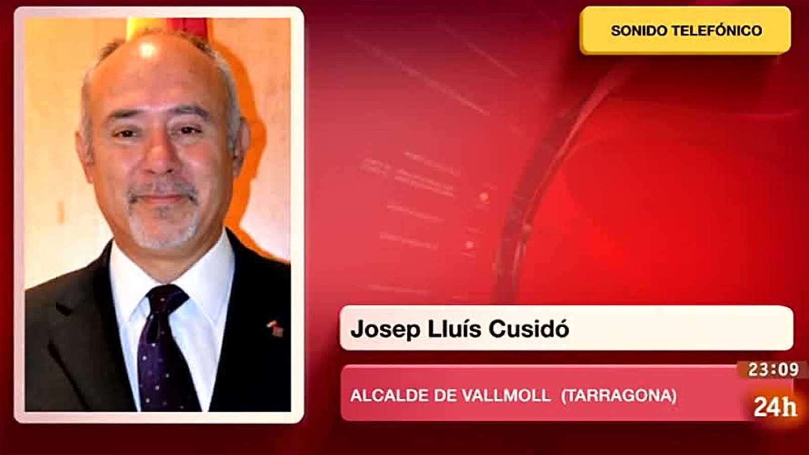 """Josep Lluís Cusidó: """"Estamos vivos de milagro"""""""