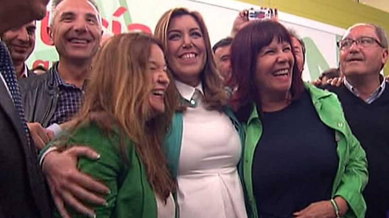 Especiales Informativos - Noche electoral: Andalucía 2015 - ver ahora