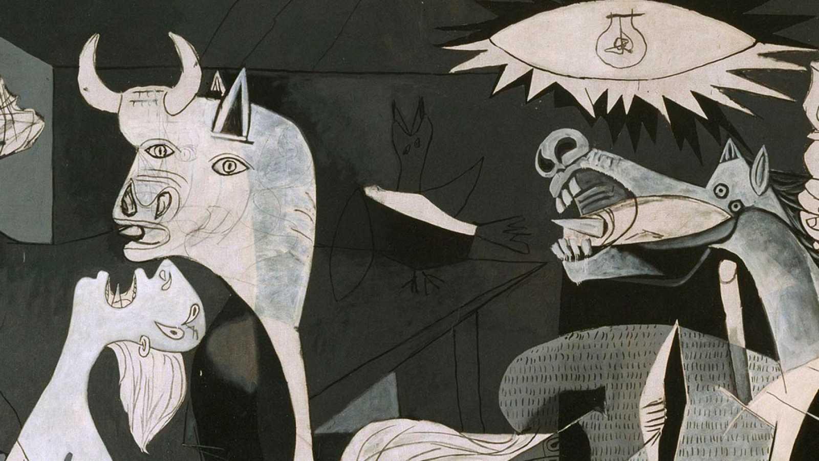 El 'Guernica' es el primer exiliado de la Guerra Civil