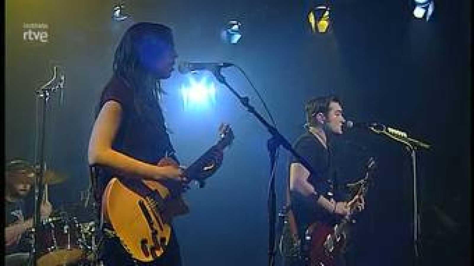 """El grupo de rock """"La ley de Mantua"""" en los conciertos del Instituto RTVE"""