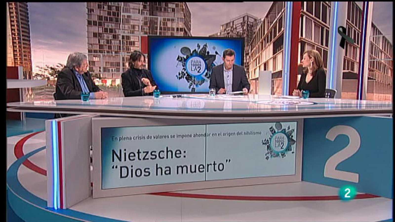 """Para Todos la 2 - Debate - """"Dios ha muerto"""""""
