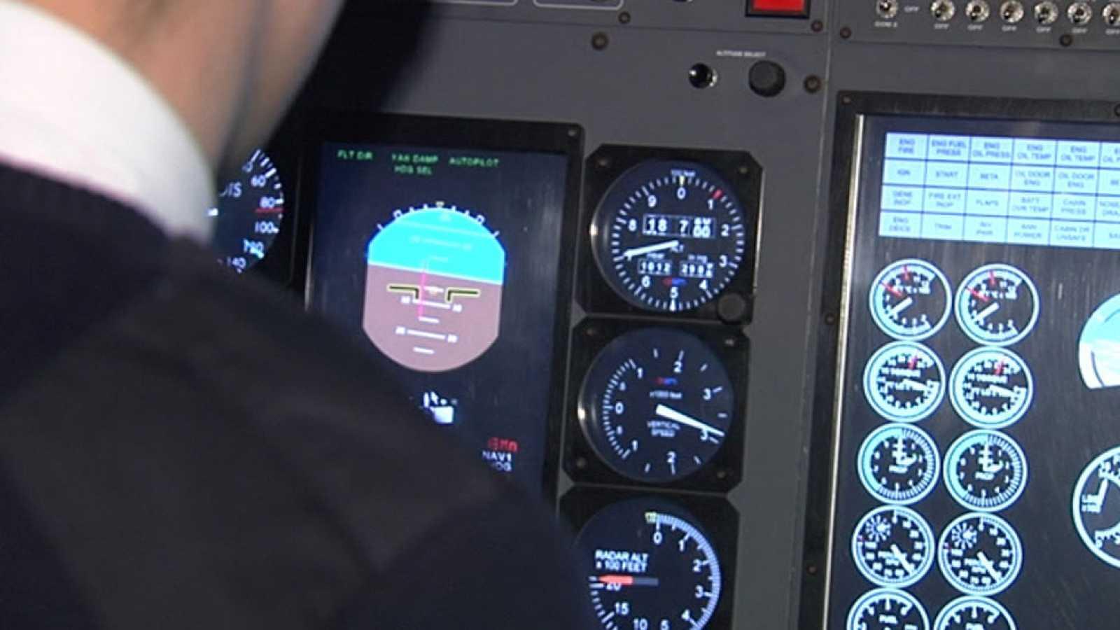 Los miembros de las compañías aéreas están obligados a pasar pruebas físicas, psicológicas y test de personalidad periódicamente