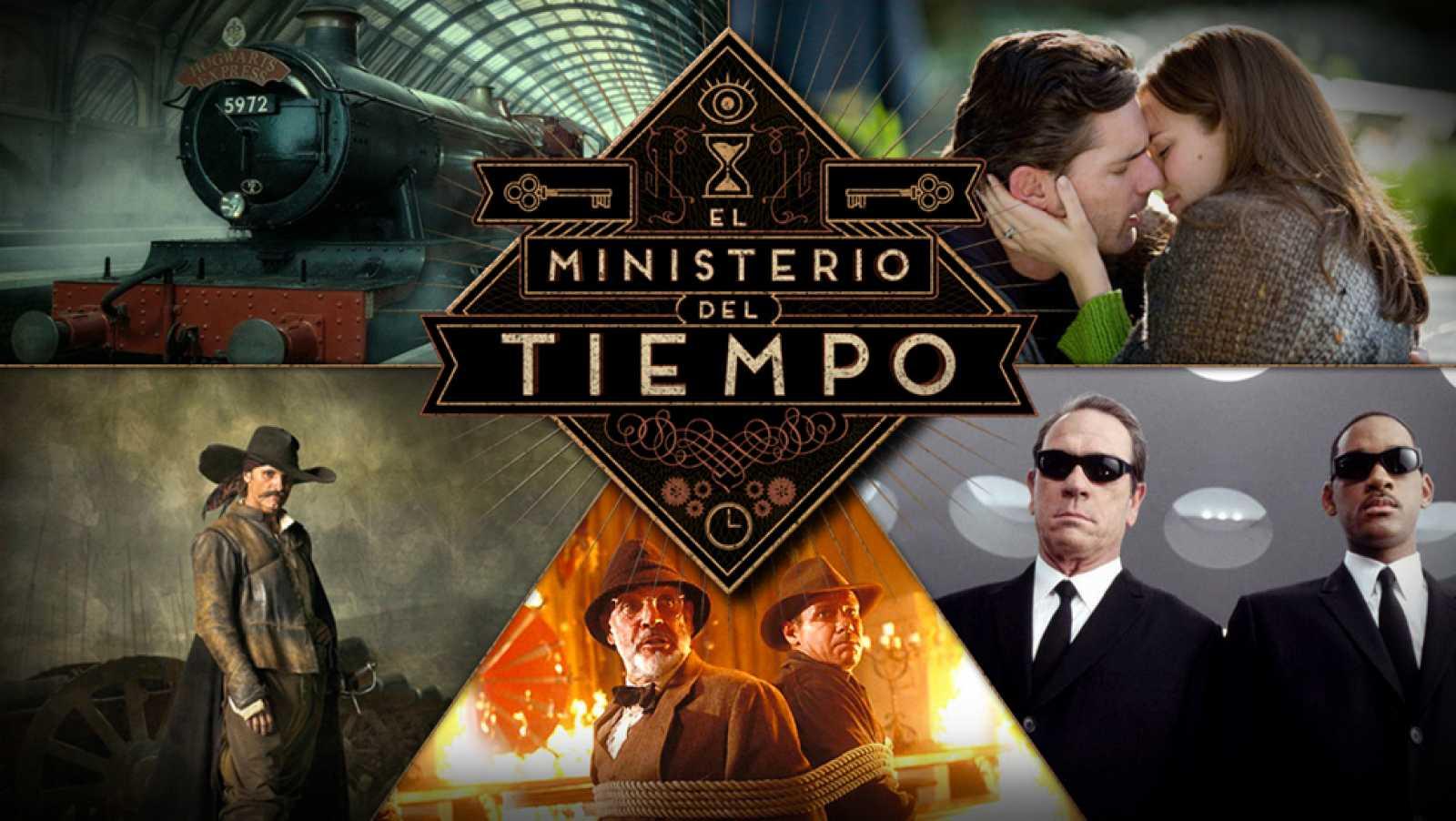 Películas a las que 'El Ministerio del Tiempo' se parece