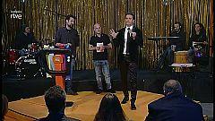 Gala Instituto RTVE 2015. Actuación mago