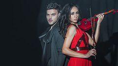 """Eurovisión 2015 - Bielorrusia: Videoclip de Uzari & Maimuna - """"Time"""""""