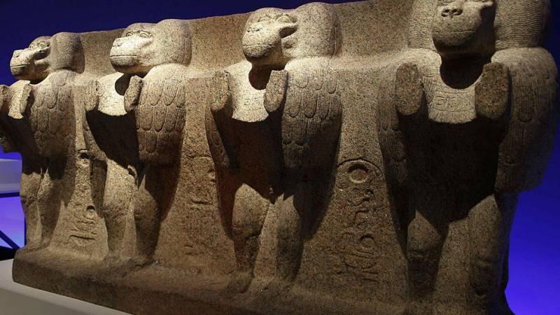 """""""Animales y Faraones"""", nueva exposición en el Caixaforum"""