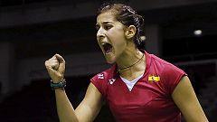 Carolina Marín aspirará a un nuevo título en el Abierto de Malasia
