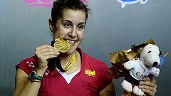 Carolina Marín remonta y se lleva el título en Kuala Lumpur
