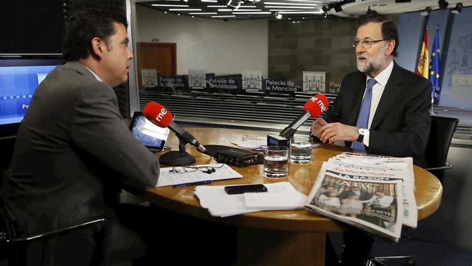 Especial Informativo - Entrevista al Presidente del Gobierno, Mariano Rajoy - Ver ahora