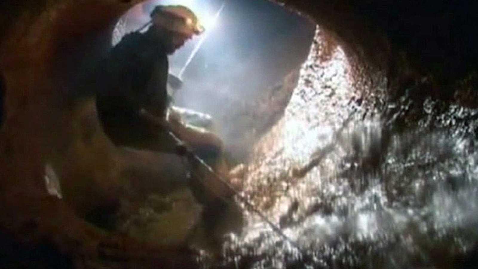 Los cadáveres de los dos espeleólogos españoles han sido recuperados en Marruecos