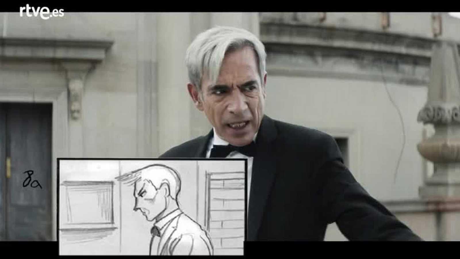 'Anacleto: agente secreto', del storyboard a la película (exclusiva)