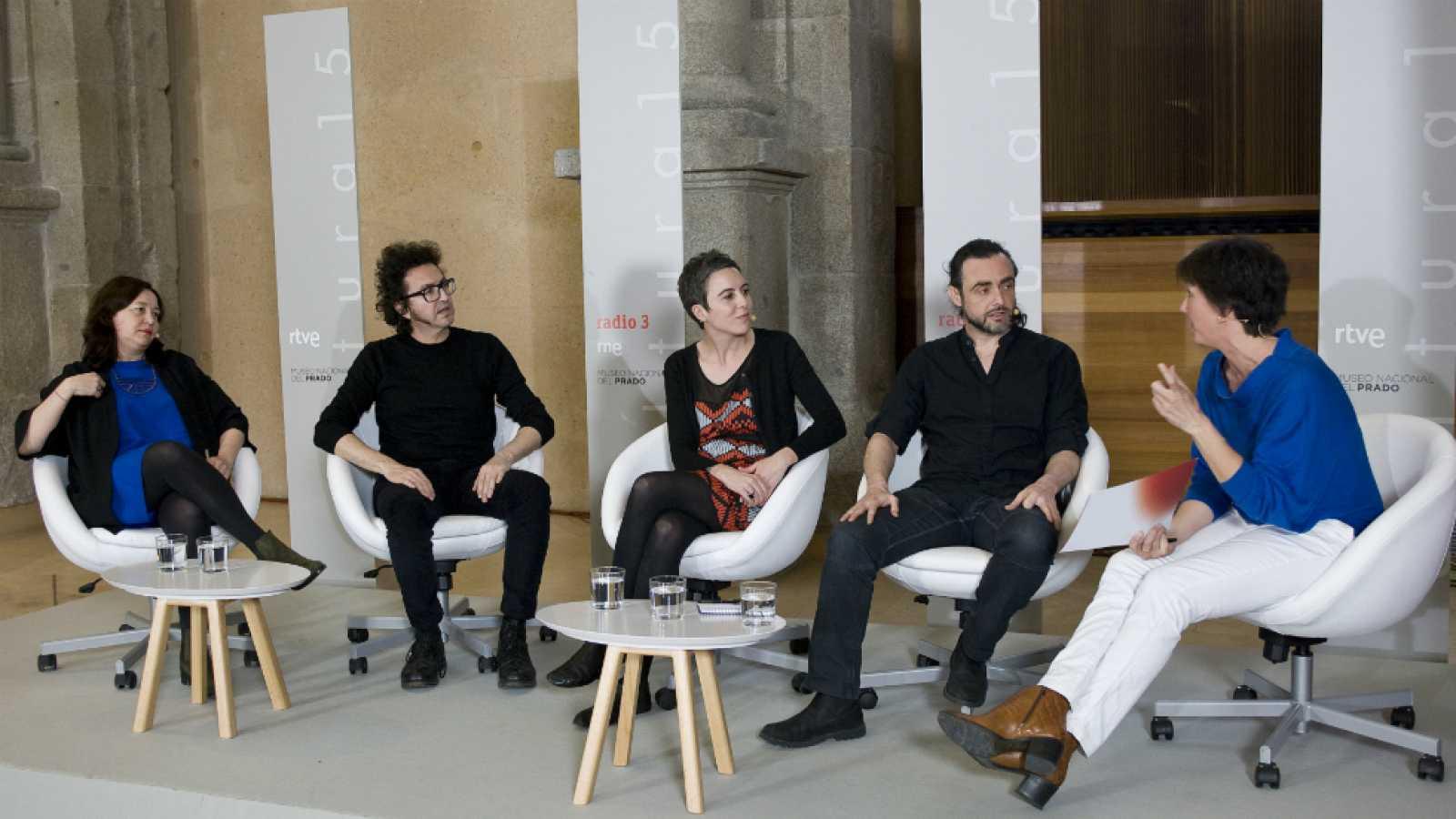 Cultura15 - Artes plásticas - 09/04/15 - Ver ahora