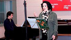 Estudio 206 - Marina Pardo (soprano) y Héctor Guerrero (piano)