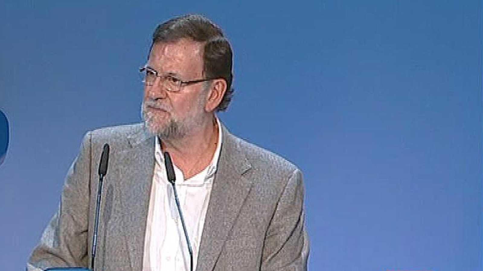 """Rajoy: """"Hay manzanas podridas, como en todas partes"""""""