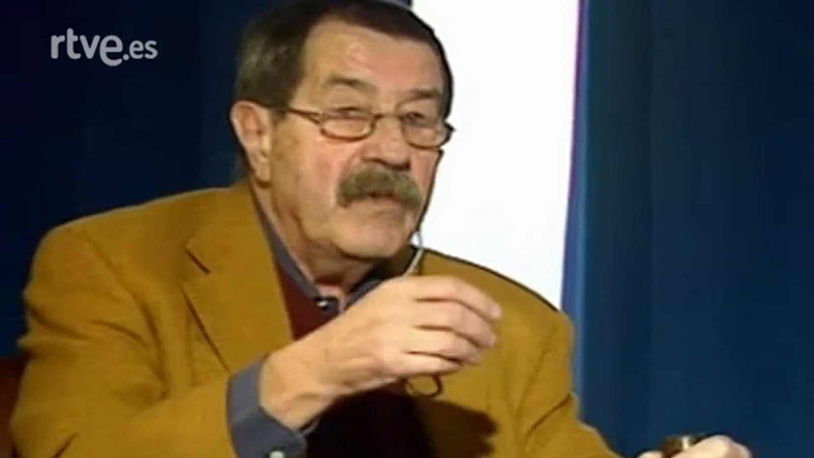 Negro sobre blanco - Un alfarero, Günter Grass (2003)