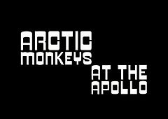 Disco grande - Arctic Monkeys at the Apollo. Tráiler