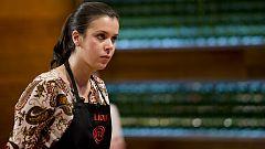 MasterChef 3 - Lidia, criticada duramente por el jurado