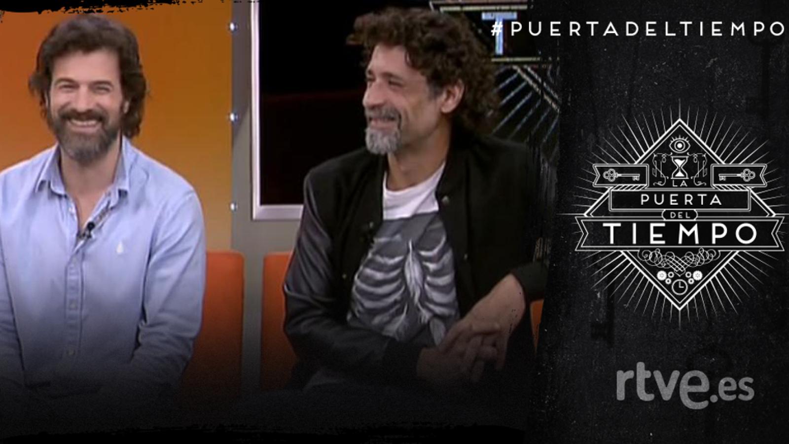 La Puerta del Tiempo- Programa 8- Rodolfo Sancho y Nacho Fresneda