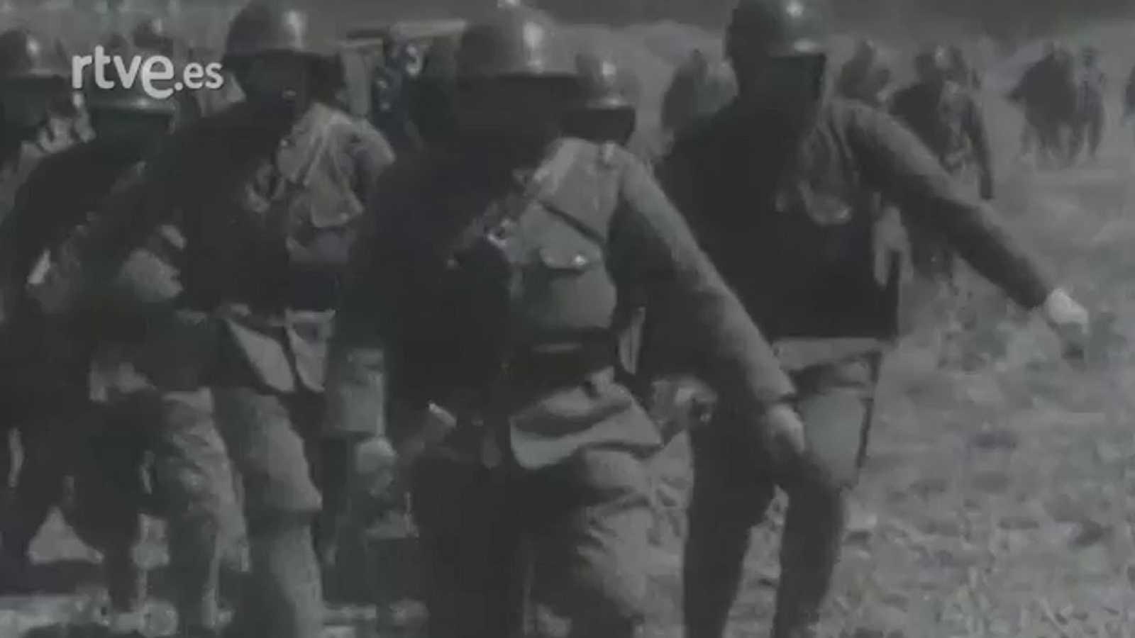 Memoria de la guerra - El imperio del sol