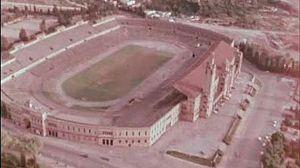 Història de l'esport català - L'Estadi Olímpic de Montjuïc