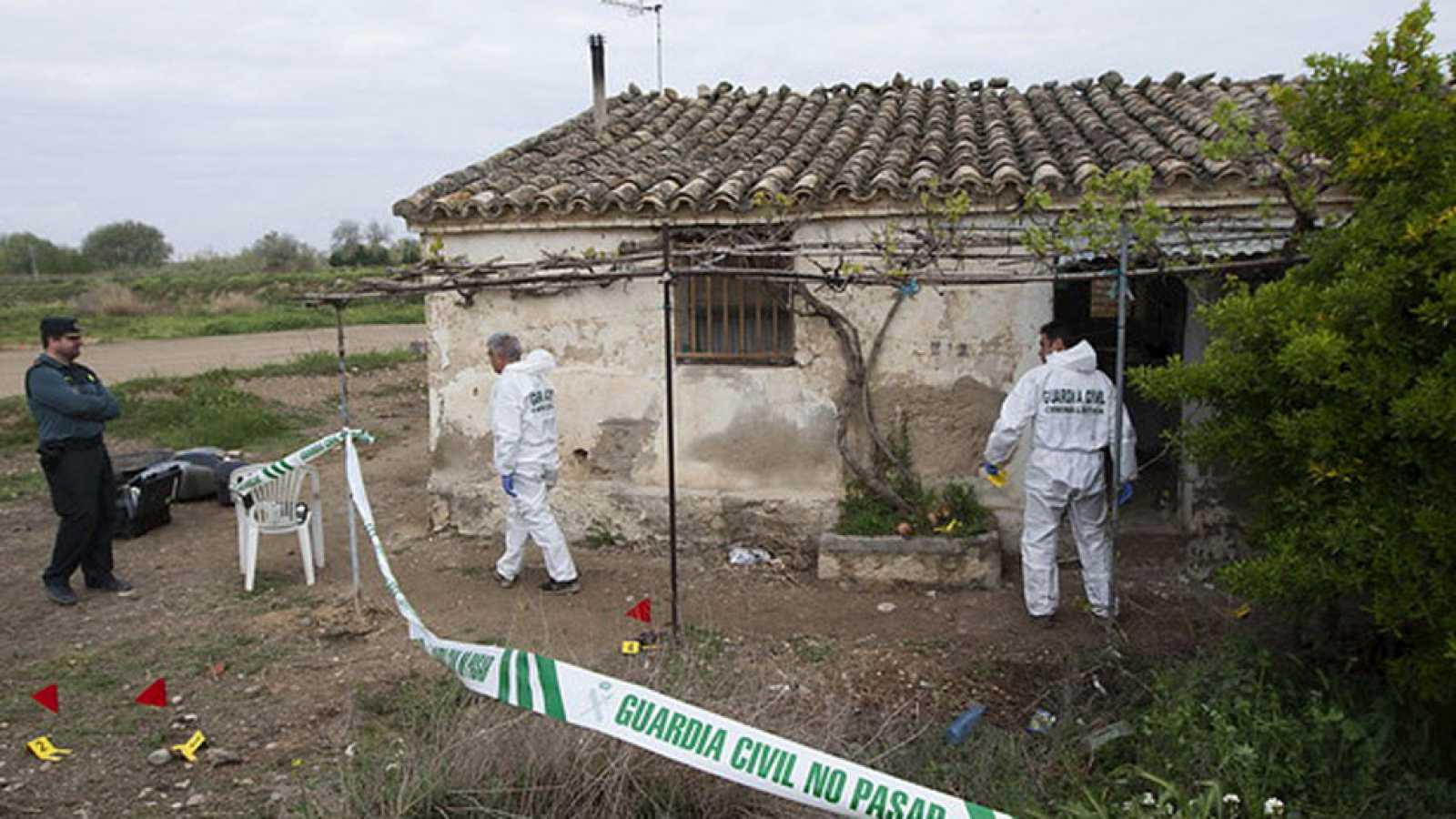 Muere en un tiroteo con la Guardia Civil el hombre que se atrincheró durante 12 horas en Zaragoza