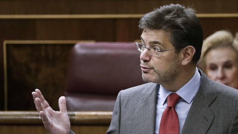 """Catalá sobre Rato: """"La ley es igual para todos"""""""