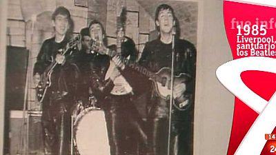 Liverpool, santuario de Los Beatles (1985)