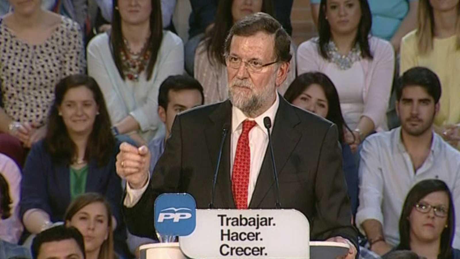 Rajoy insite en continuar con las reformas para consolidar la recuperación