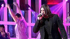 Rafa Blas estrena con fuerza su actuación en 'La Alfombra Roja Palace'