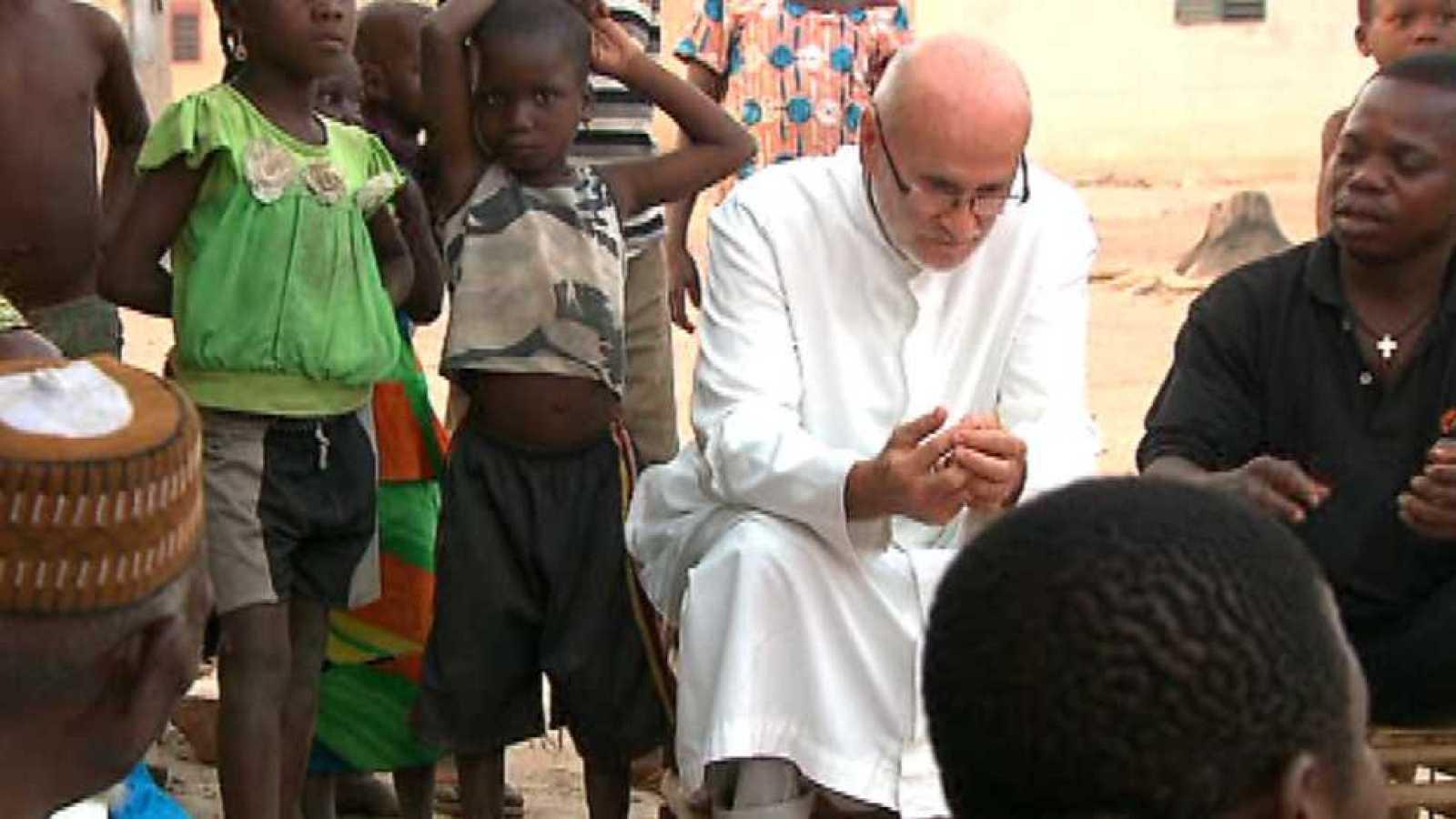 Pueblo de Dios - Juanjo, una vida para la misión - ver ahora