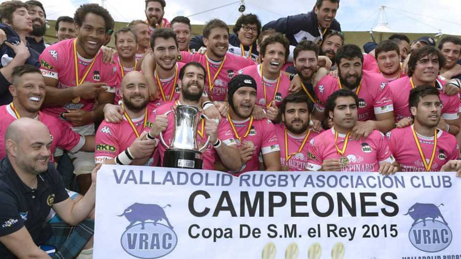 Rugby - Copa SM el Rey - ver ahora