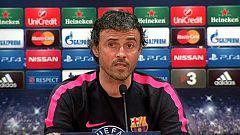 Champions League - Rueda de prensa FC Barcelona