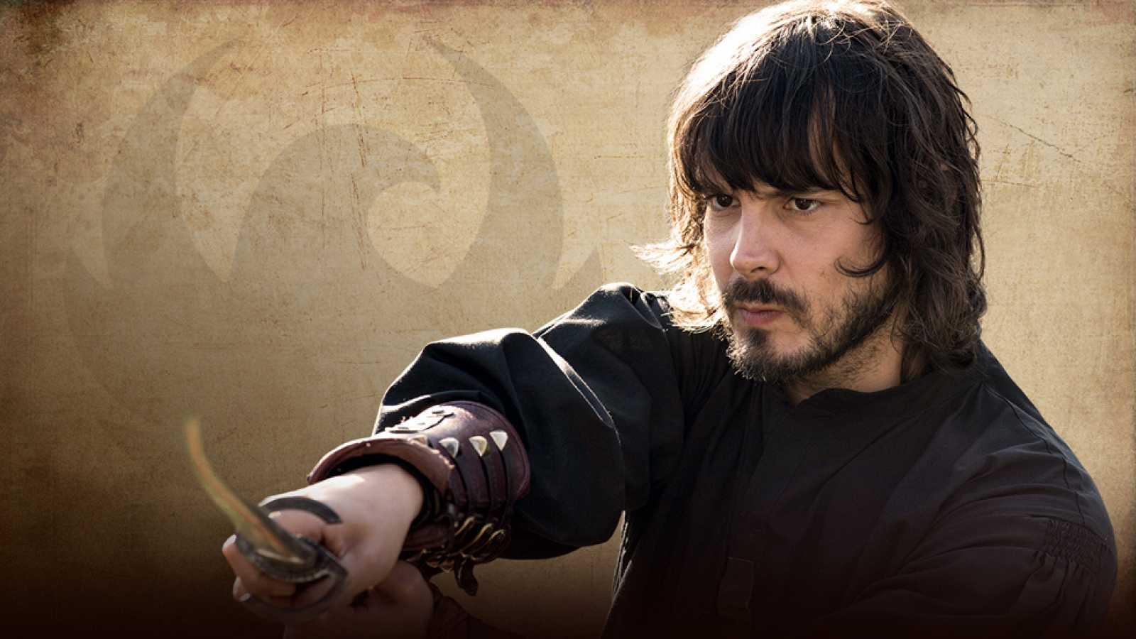 Águila Roja - Así es Gonzalo de Montalvo: interpretado por David Janer