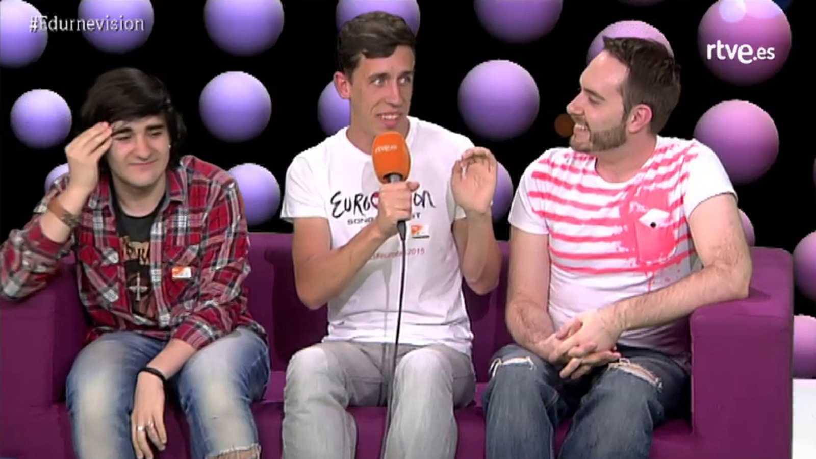 Eurovisión 2015 - Edurnevision: El eurofan del año
