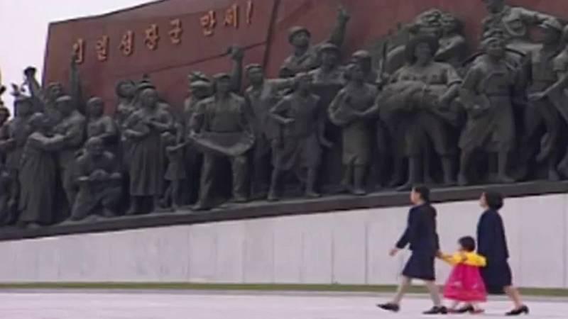 En portada - Corea del norte, país secreto (2001)