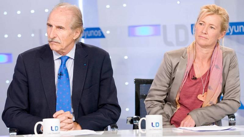 El presidente de Unicef España advierte sobre el terremoto en Nepal Lo malo viene después, se pasa al olvido