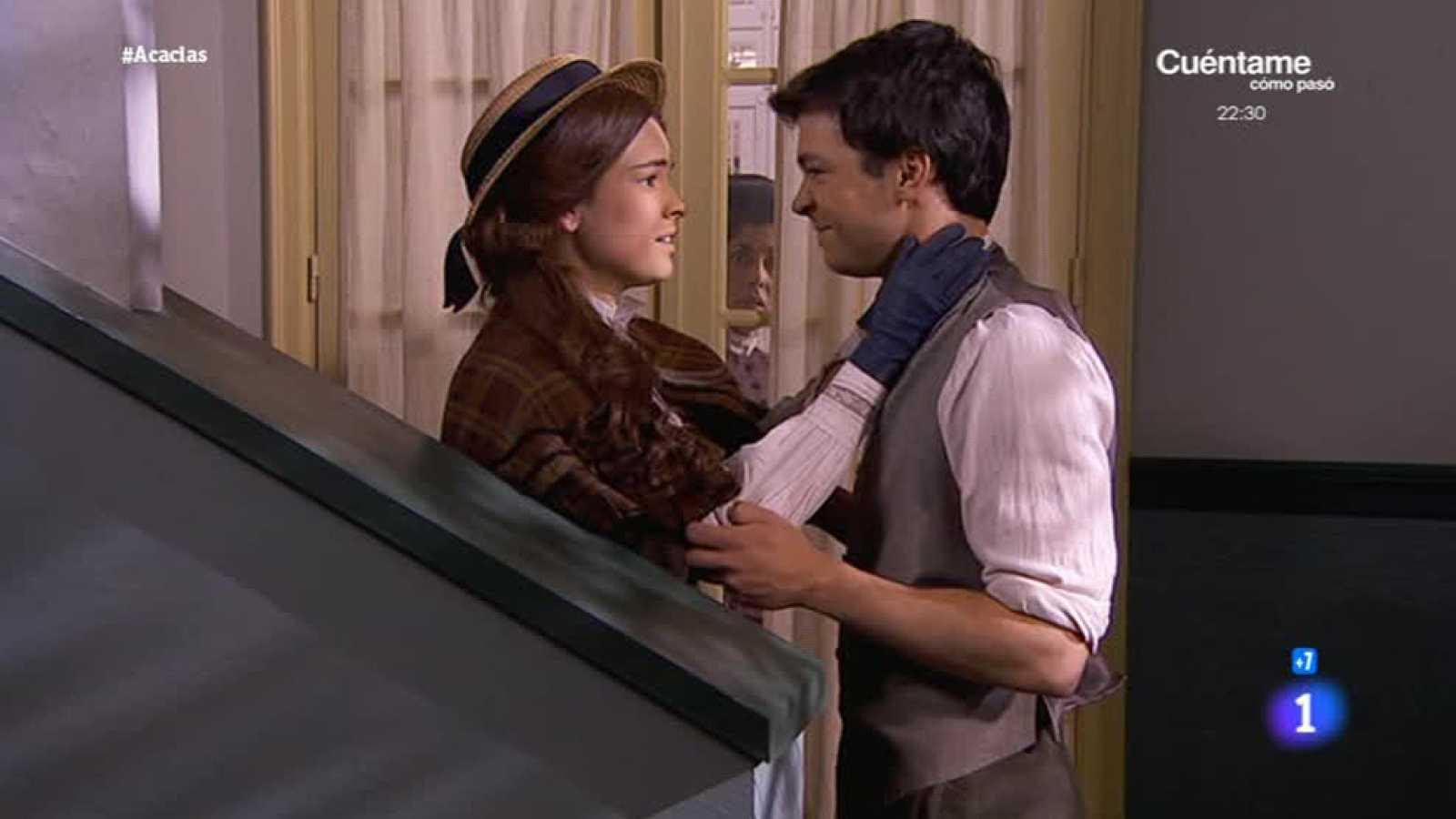 'Acacias 38' - Rosina pilla a Leonor y Pablo