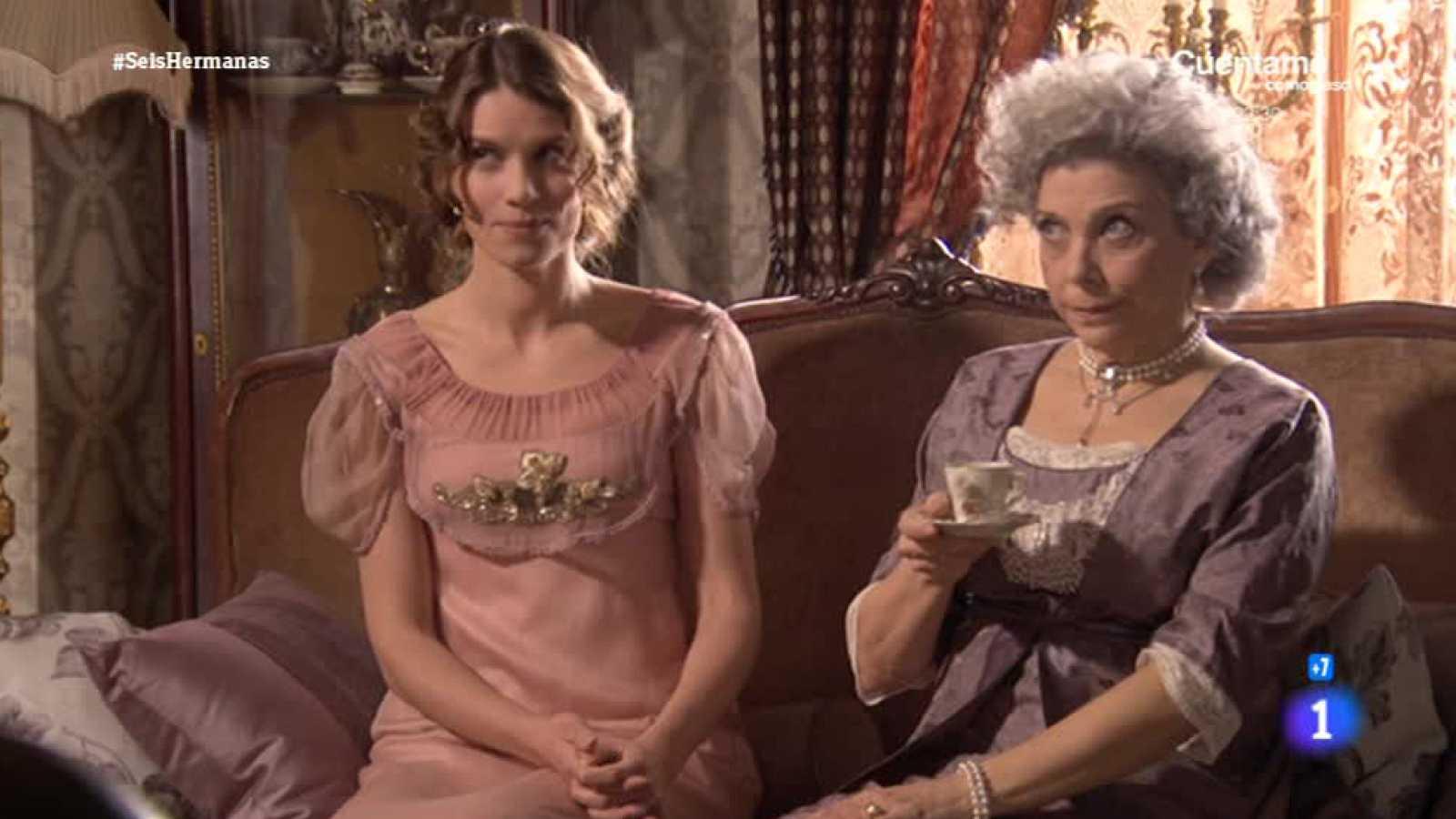 'Seis Hermanas' - Cristóbal vuelve a ayudar a Blanca
