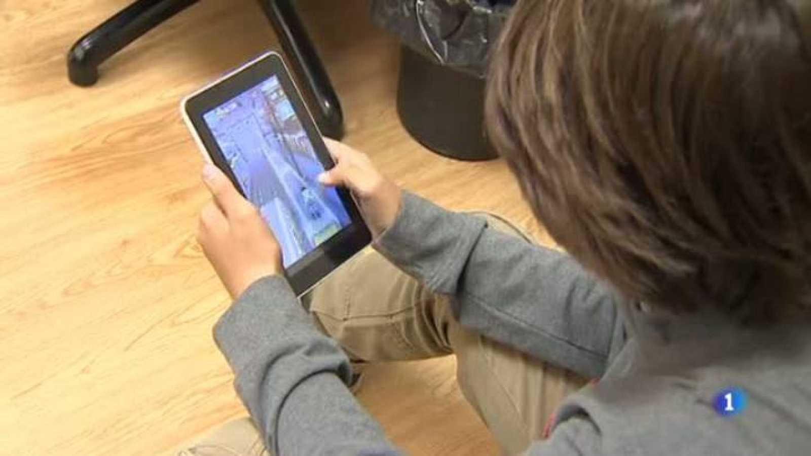 La relació, de vegades difícil, dels nens amb la tecnologia