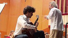 Atención obras - Pablo Sanz Villegas interpreta el Concierto de Aranjuez