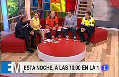 """Esta mañana - Inmaculada Galván entrevista a """"los héroes de la calle"""""""