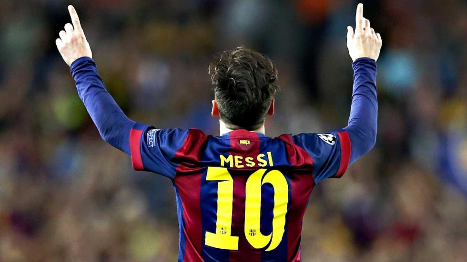 En el pasado fue el 'Dream Team' de Johan Cruyff y no hace tanto se hablaba del Barça de Pep Guardiola, pero ahora Leo Messi anda dispuesto a apropiarse del apellido de este Barça, que aspira por segunda vez en su historia al triplete.