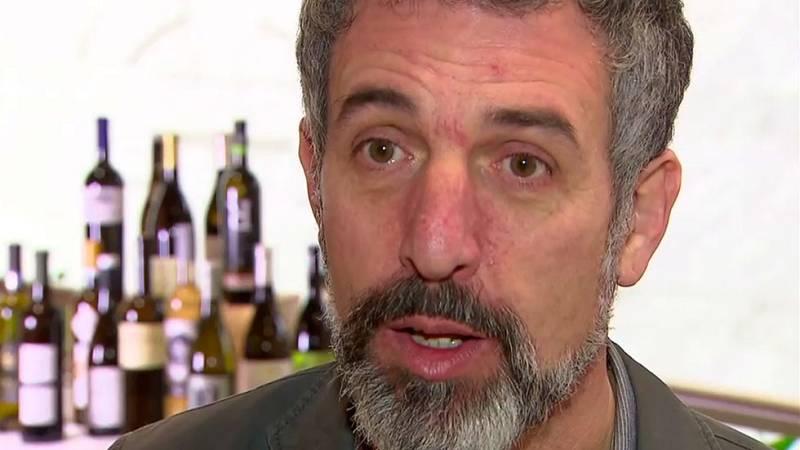 El truco de Pepe Solla: el vino, en su punto