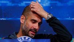 Champions League - Rueda de prensa del Bayern