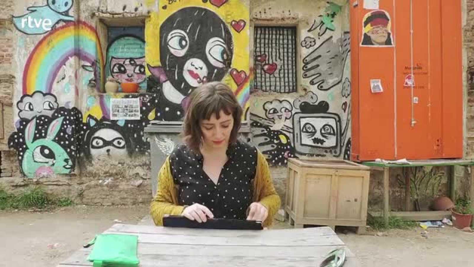 Procesadora #2 - Ana Galvañ. Viñetas delicadas, historias potentes - 11/05/15 - Ver ahora