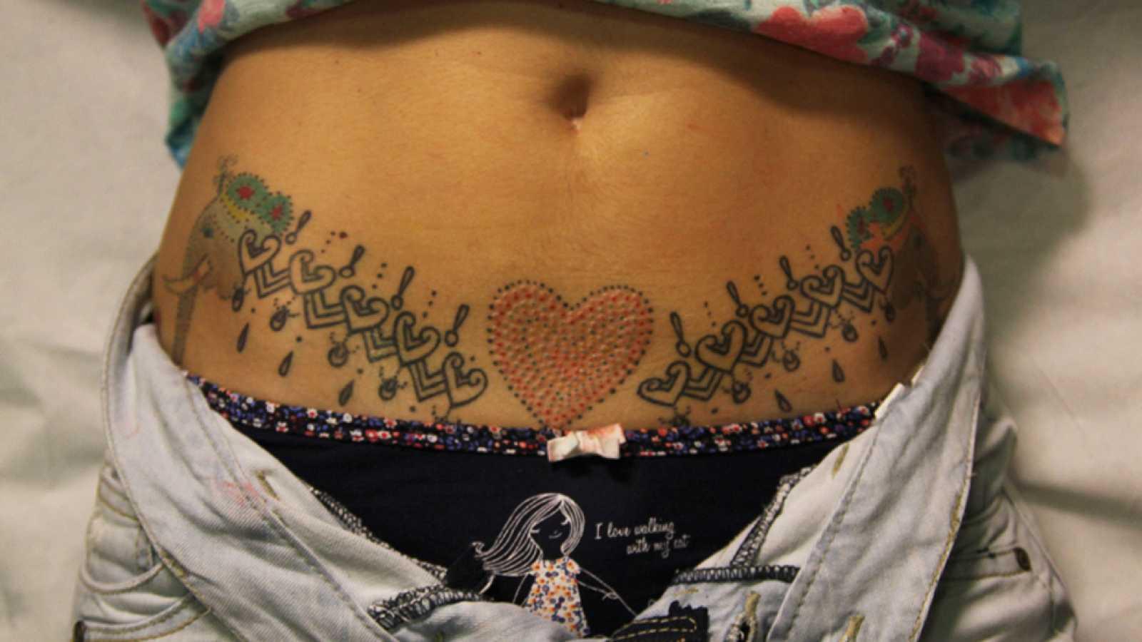 Tatuadores y tatuados Biografias en carne viva