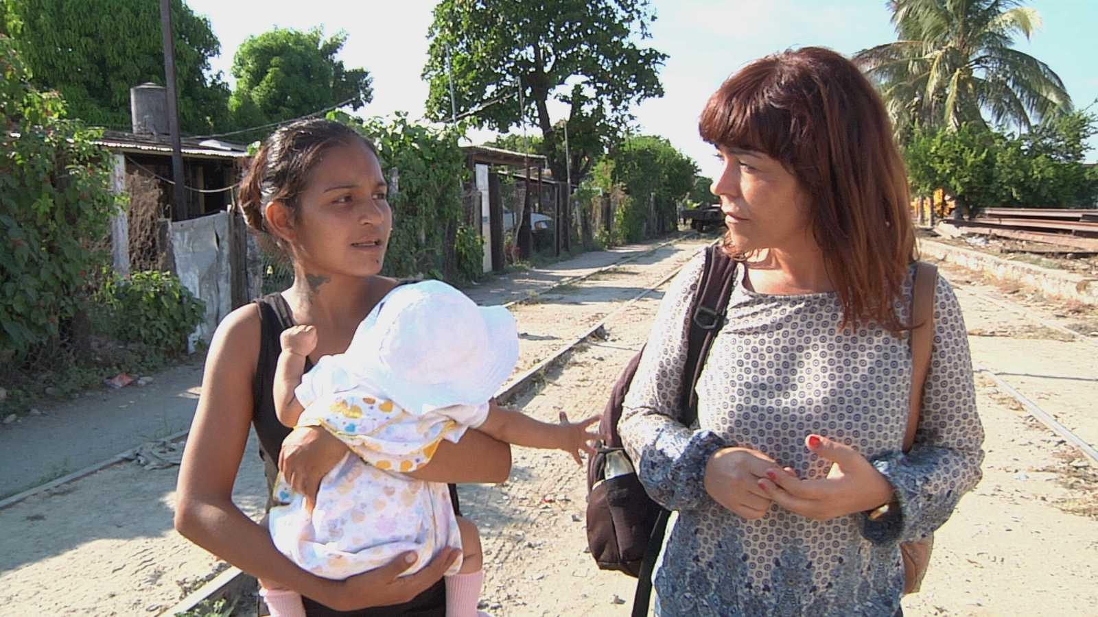 'Fronteras al límite' - México-Guatemala: Huida desesperada