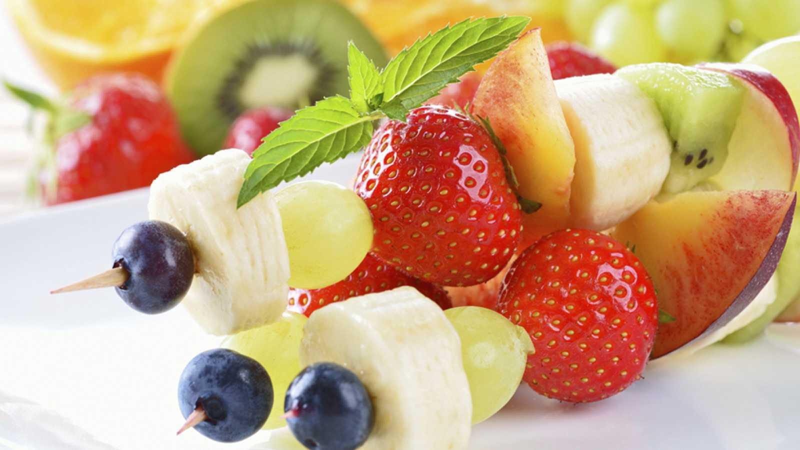 La fruta engorda si la comes como postre