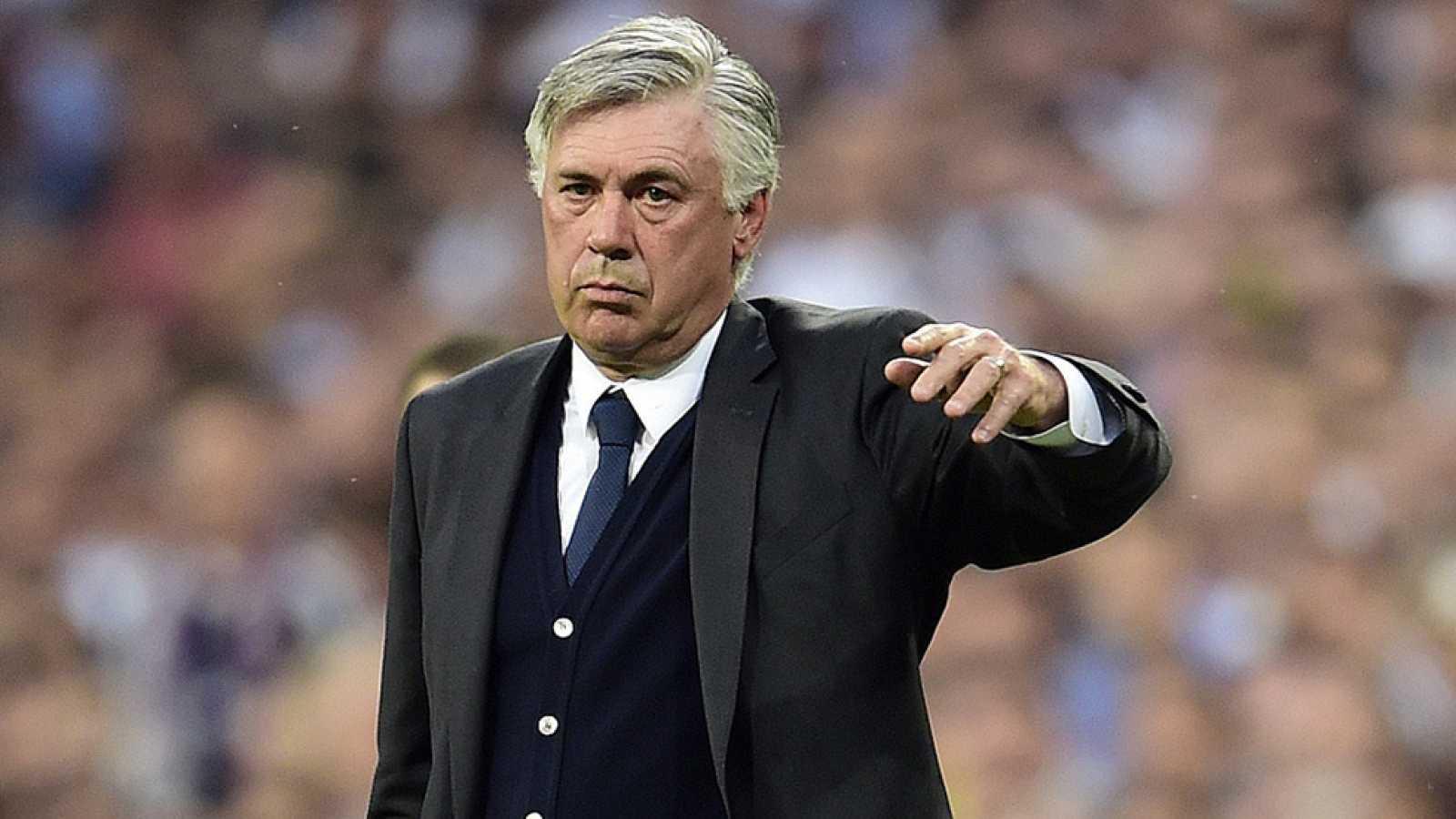 """Real Madrid 1 - Juventus 1   Champions League   Ancelotti: """"Mi futuro lo he  decidido, me gustaría quedarme aquí"""" - RTVE.es"""